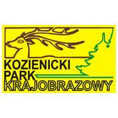 Logo Kozienickiego Parku Krajobrazowego